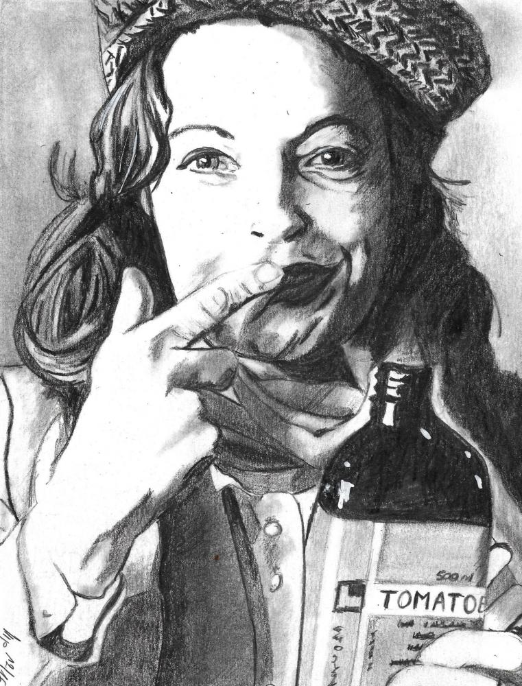 Romy Schneider by patrick